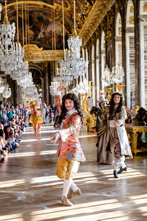 LA SERENADE ROYALE + GRANDES EAUX CHÂTEAU DE VERSAILLES spectacle