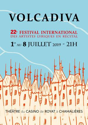 Plus d'infos sur l'évènement VOLCADIVA