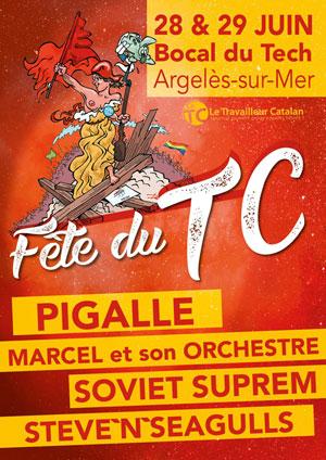 FETE DU TC PLEIN AIR concert de musique contemporaine