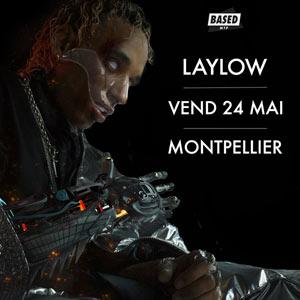 LAYLOW L'ANTIROUILLE concert de rap hip-hop