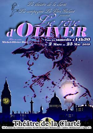 Plus d'infos sur l'évènement LE REVE D'OLIVER