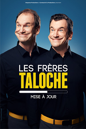 LES FRERES TALOCHE CASINO BARRIERE DE LILLE one man/woman show