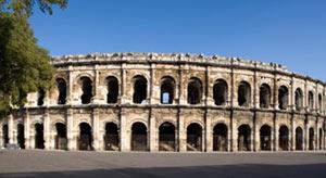 ARENES DE NIMES, MAISON CARREE, NIMES ROMAINE visite de monument