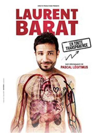 LAURENT BARAT THEATRE COMEDIE DE LILLE one man/woman show