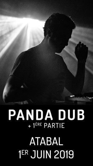 Plus d'infos sur l'évènement PANDA DUB