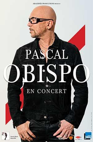 PASCAL OBISPO LE PALAIS D'AURON concert de chanson française