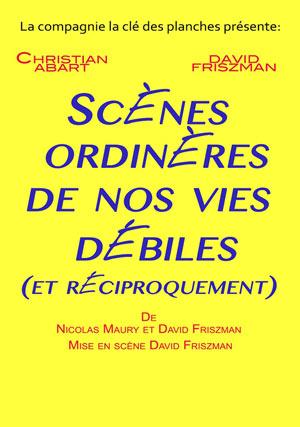 SCENES ORDINAIRES DE NOS VIES