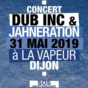 Plus d'infos sur l'évènement DUB INC. / JAHNERATION
