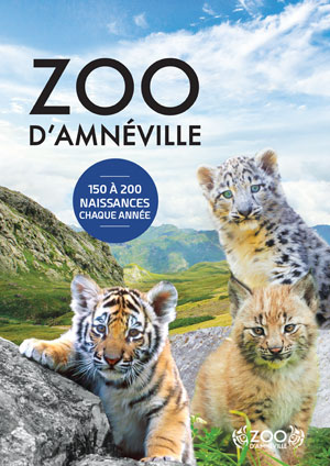 FORFAIT ZOO + AQUARIUM D'AMNEVILLE ZOO & AQUARIUM D'AMNEVILLE visite de parc animalier