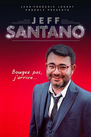 JEFF SANTANO LA CIE DU CAFE-THEATRE-PETITE SALLE one man/woman show
