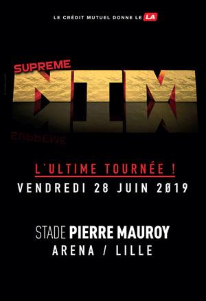 SUPREME NTM Stade Pierre Mauroy concert de rap hip-hop