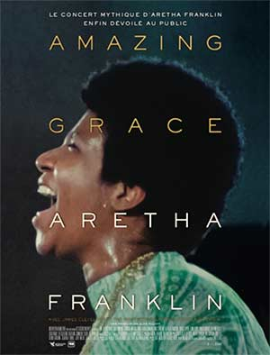 Plus d'infos sur l'évènement AMAZING GRACE - ARETHA FRANKLIN