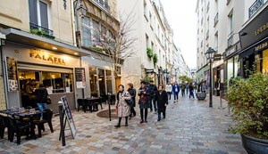 MARAIS WALKING TOUR [LMT]