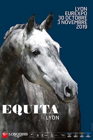EQUITA LYON EUREXPO - ESPACE CONVENTION foire