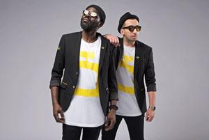 FEFE & LEEROY LE ROCKSTORE concert de rap hip-hop