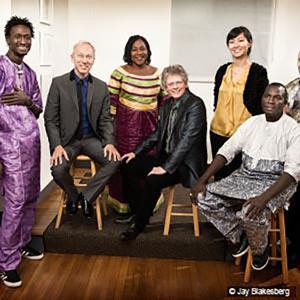 KRONOS QUARTET & TRIO DA KALI PHILHARMONIE DE PARIS concert de musique d'Afrique