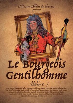 Plus d'infos sur l'évènement LE BOURGEOIS GENTILHOMME