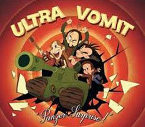 ULTRA VOMIT + ASTAFFORT MODS Le Rio Grande concert de hard-rock métal