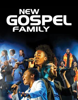 Plus d'infos sur l'évènement NEW GOSPEL FAMILY