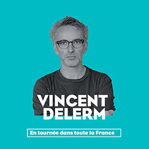 VINCENT DELERM L'Alhambra concert de chanson française