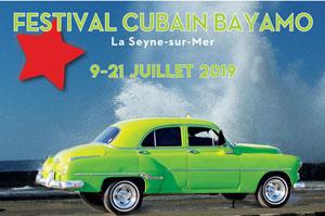 FEST CUBAIN BAYAMO 2019-PASS 3 J FORT BALAGUIER concert de musique d'Amérique