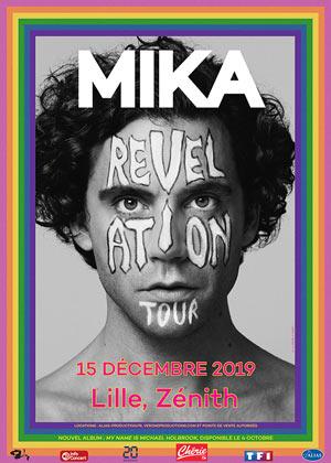 Plus d'infos sur l'évènement MIKA