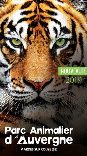 PARC ANIMALIER D'AUVERGNE (BASSE S) Parc Animalier d'Auvergne visite de parc animalier