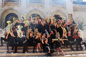 VICHY JAZZ BAND 2019 OPERA concert de jazz