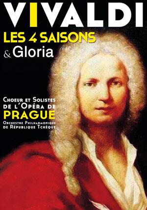 LES 4 SAISONS & GLORIA DE VIVALDI EGLISE ST-MICHEL DES LIONS concert de musique classique