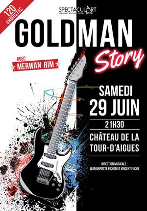 Plus d'infos sur l'évènement GOLDMAN STORY