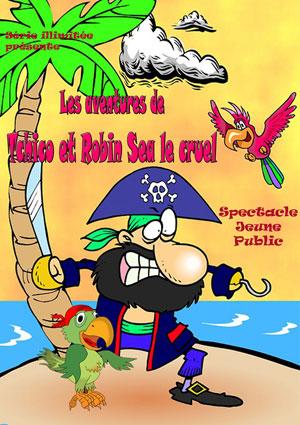 Plus d'infos sur l'évènement TCHICO ET ROBIN SEA LE CRUEL