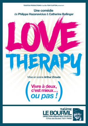 Plus d'infos sur l'évènement LOVE THERAPY