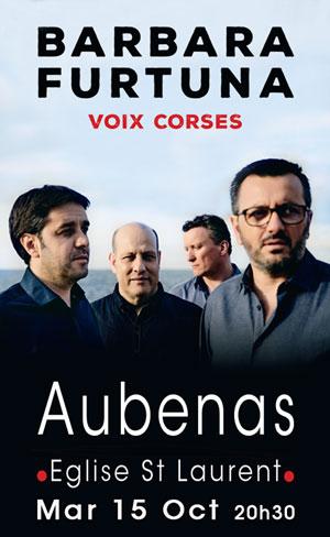 CONCERT DE BARBARA FURTUNA EGLISE ST LAURENT concert de musique d'Europe