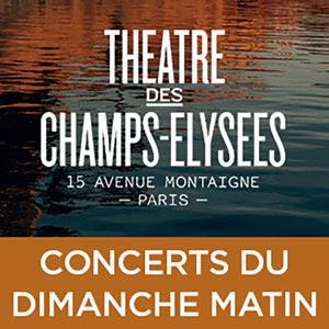QUATUOR BELCEA Théâtre des Champs-Élysées concert de musique classique