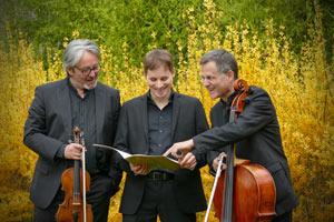 LE TRIO DES AULNES THEATRE MUNICIPAL DE NEVERS concert de musique classique