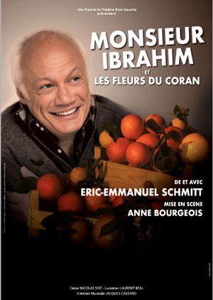 Plus d'infos sur l'évènement M. IBRAHIM ET LES FLEURS DU CORAN