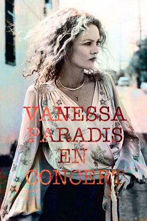 VANESSA PARADIS LA BAM (BOITE A MUSIQUES) concert de chanson française