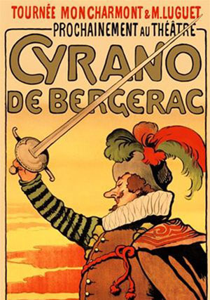 Plus d'infos sur l'évènement CYRANO DE BERGERAC