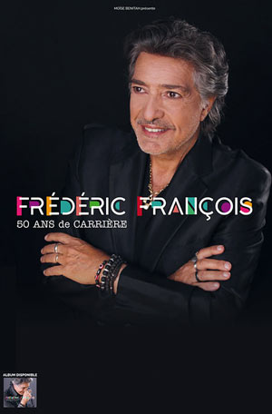 Plus d'infos sur l'évènement FREDERIC FRANCOIS
