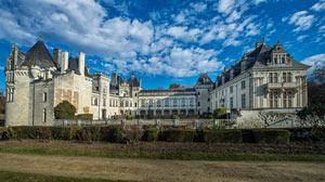 VISITE GUIDÉE CHÂTEAU ET SOUTERRAIN Château de Brézé visite de monument