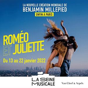 Plus d'infos sur l'évènement ROMEO ET JULIETTE