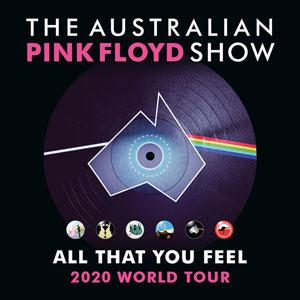 Plus d'infos sur l'évènement THE AUSTRALIAN PINK FLOYD SHOW