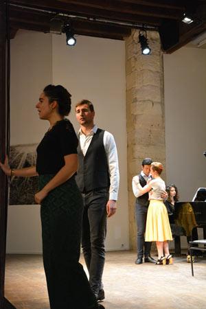 E COSI ESPACE CULTUREL ANDRE MALRAUX opéra