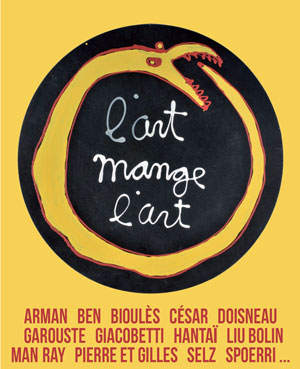 L'ART MANGE L'ART MUSEE REGARDS DE PROVENCE exposition