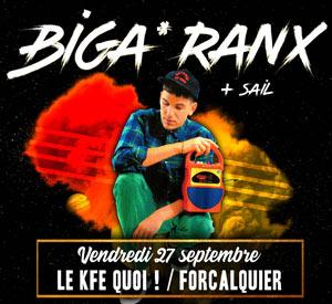Plus d'infos sur l'évènement BIGA*RANX