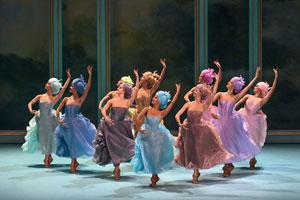 MARIE-ANTOINETTE CHÂTEAU DE VERSAILLES spectacle de danse contemporaine