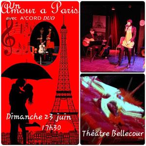 Plus d'infos sur l'évènement UN AMOUR A PARIS