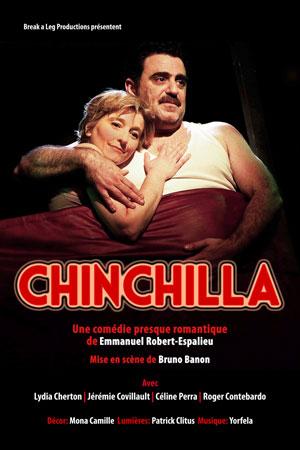 CHINCHILLA THEATRE DES BEAUX ARTS comédie, pièce de théâtre d'humour
