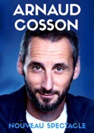 ARNAUD COSSON LE ZYGO COMEDIE one man/woman show