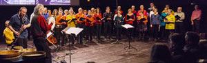 CARLO RIZZO & LE CHOEUR THEATRE DE LA VILLE concert de musique classique